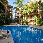 Goedkope tropische vakantiebestemmingen: Hotel Tukan & Beach Club, Mexico