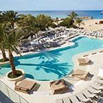 Luxe vakantiebestemmingen zomer: Ibiza, Insotel Tarida Beach Sensatori Resort