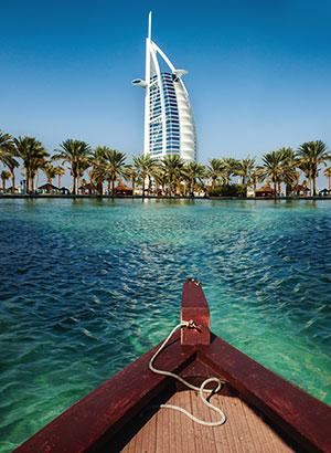 Luxe vakantiebestemmingen zomer: Dubai