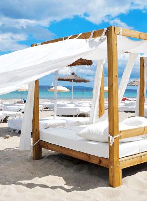 Luxe vakantiebestemmingen zomer: Ibiza
