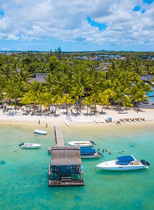 Luxe vakantiebestemmingen zomer: Mauritius