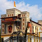 Pretparken Europa, Hotel Castillo Alcazar