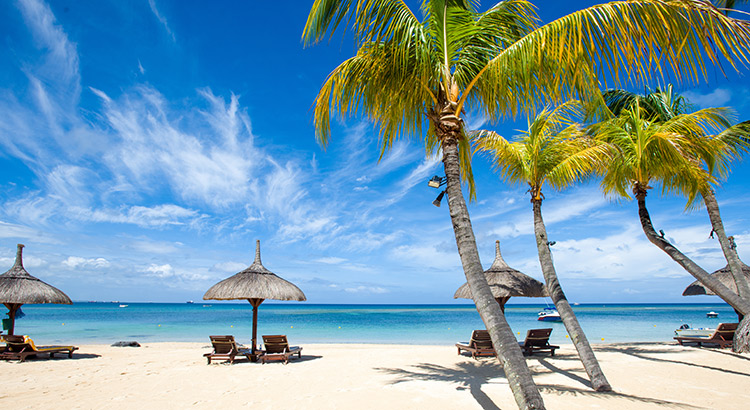 7 redenen om naar Mauritius te gaan: stranden