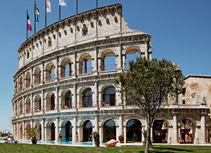 40 jaar Europa Park: Hotel Colosseo
