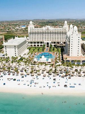 8x doen Aruba, Hotel Riu Palace Aruba