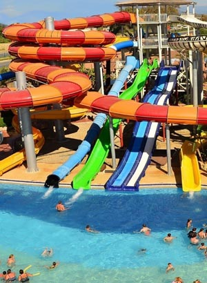 Hotel aquaparken Alanya, Hotel Long Beach Resort en Spa