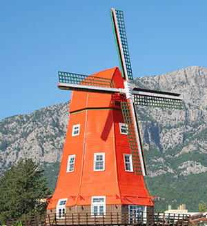 Orange County Resort: Molen