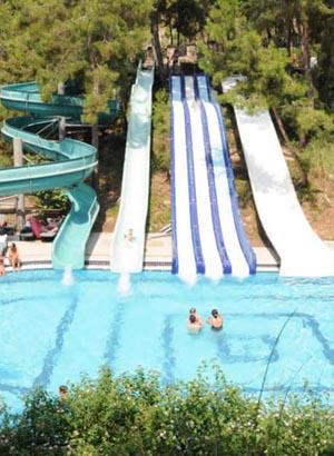 Hotel waterparken Alanya, Utopia World Hotel