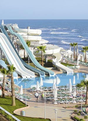 Hotel waterparken Alanya, Vikingen Infinity Resort & Spa