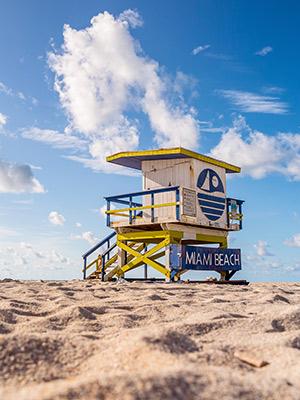 Amerikaanse steden: Miami