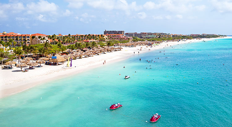 8x doen Aruba