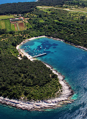 Bezienswaardigheden Istrië: Cape Kamenjak