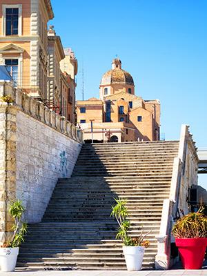Bezienswaardigheden Sardinië: Cagliari