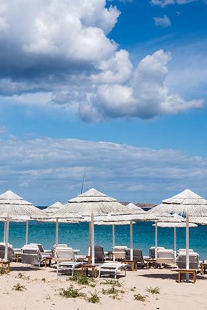 Bezienswaardigheden Sardinië: strand