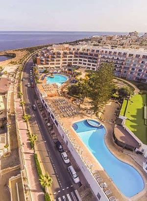 Vakantie Malta tips: hotels