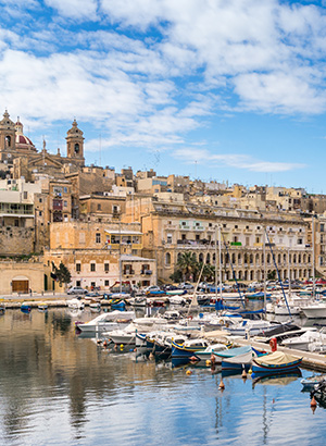Haven Valletta, Malta
