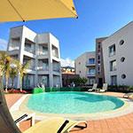 Bezienswaardigheden Sicilië, Cefalù: Hotel Astro Suite