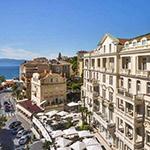 Bezienswaardigheden Istrië: Opatija, Remisens Hotel Palace Bellevue