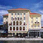 Bezienswaardigheden Istrië: Porec, BO Hotel Palazzo