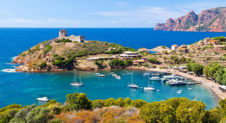 Vakantie Corsica