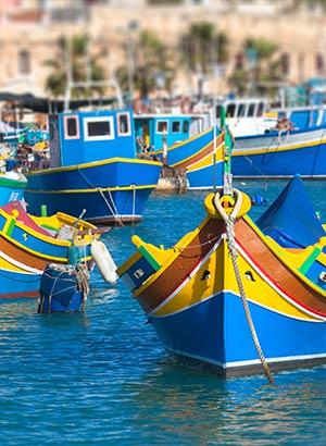 Vakantie Malta tips; Marsaxlokk
