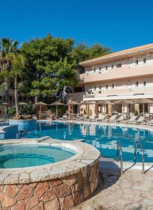 Vakantie Zakynthos tips: hotels