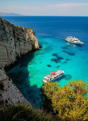 Vakantie Zakynthos tips: Ionische eilanden