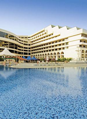 Zon oktober, Malta: Grand Hotel Excelsior