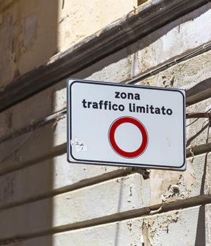 Autovakantie Europa voorkom boetes inrijverbod Italië