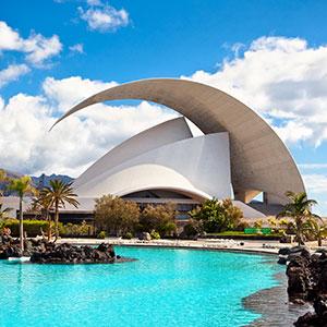 Bezienswaardigheden Tenerife: Auditoria