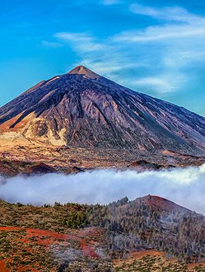 Bezienswaardigheden Tenerife: El Teide