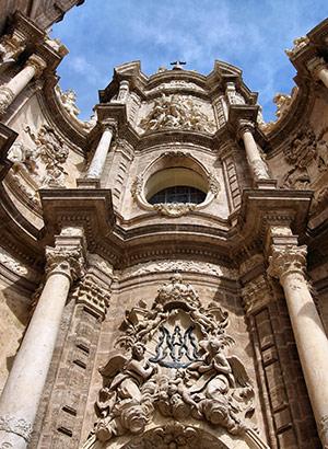 Bezienswaardigheden Valencia: kathedraal