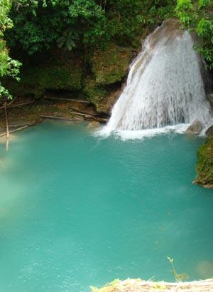 The Blue Lagoon Jamaica