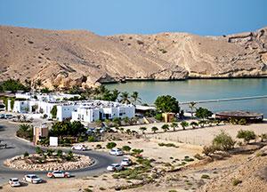 Duiken in Oman: Muscat