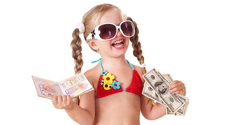 Goedkope vakantie met kinderen