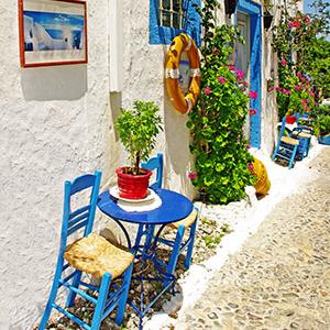 Goedkope zonvakantie: Griekenland