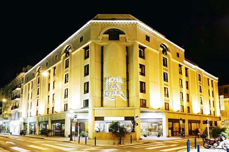 Vakantie frankrijk populair, Hotel Nice Riviera