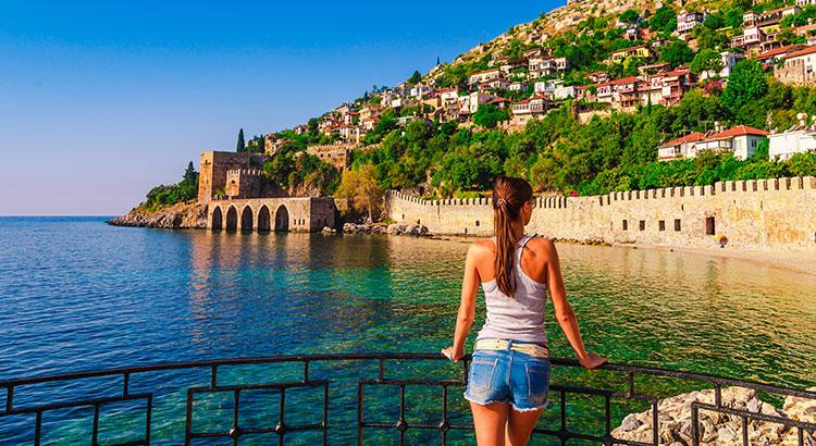 Leukste badplaatsen Turkije