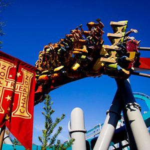 Pretparken Orlando: Dragon Challenge