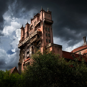 Pretparken Orlando: Tower of Terror