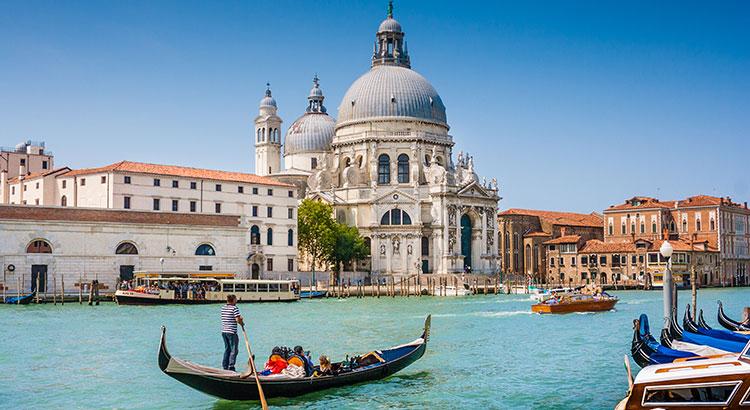 Weekendje Venetië