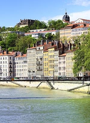 Zonvakantie Frankrijk: Lyon