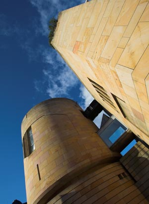 Bezienswaardigheden Edinburgh: nationaal museum