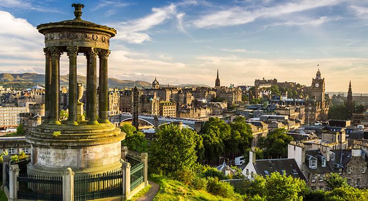 Go Schotland; de leukste bezienswaardigheden van Edinburgh