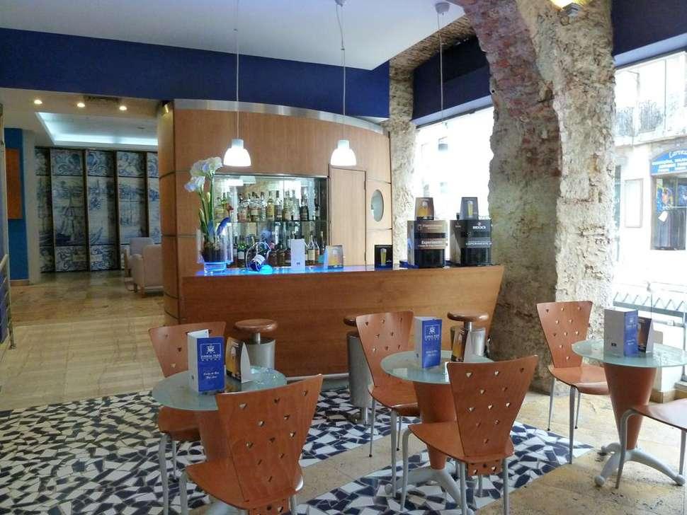 bezienswaardigheden Lissabon, Lisboa Tejo Hotel