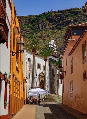 Bezienswaardigheden Tenerife: Garachico