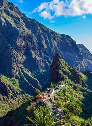 Bezienswaardigheden Tenerife: Masca