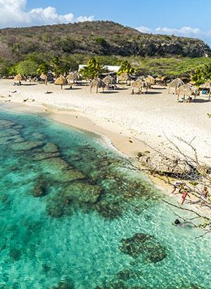 Doen op Curaçao: strand