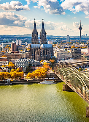 Duitse bestemmingen: Dom van Keulen