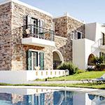 Minder bekende eilanden: Naxos, Naxos Palace Hotel